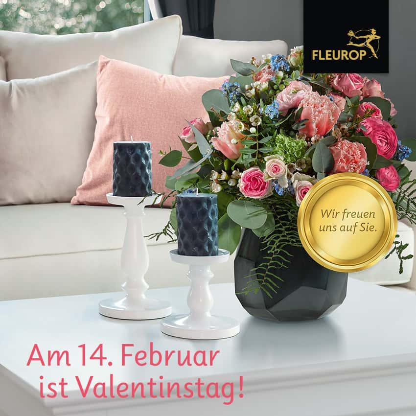 Blumen-Luz Altensteig Valentinstag 2019