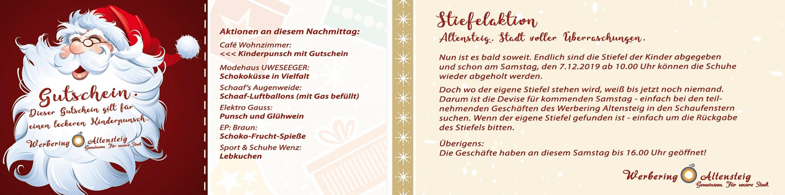 Stiefelaktion_Blumen-Luz Altensteig Dezember 2019