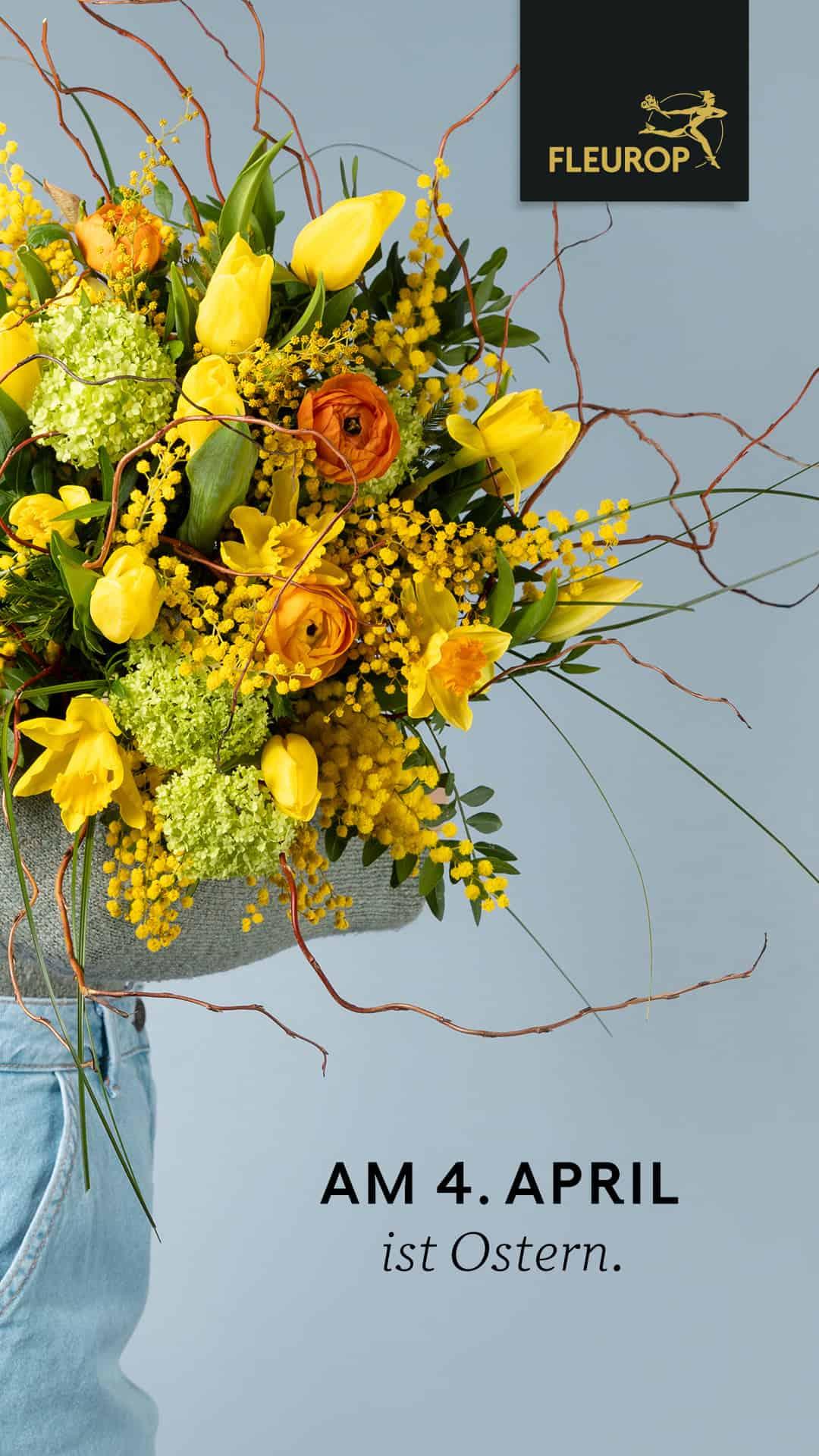 Ostern 2021 Blumen-Luz Altensteig